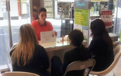 On Job Training Fuerza Comercial