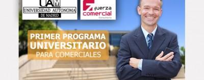 Primer Programa Universitario para Comerciales