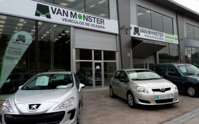 Vehículos Van Monster, nuevo cliente de Fuerza Comercial