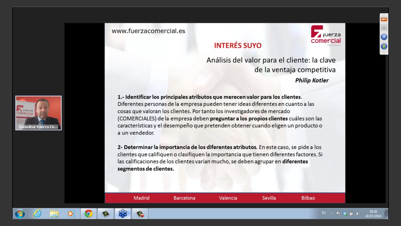 Seminario Online FPdM