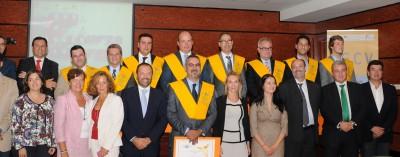 Acto de graduación PGCv