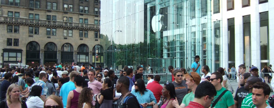Apple tiene Fans